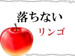 落ちないリンゴでビジネスチャンスを物にしたリンゴ農家の発想の転換